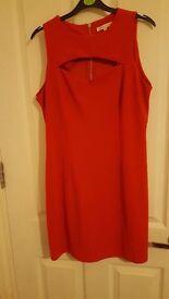 Red Dress - size Medium