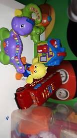 Pre school baby toys bundle reduced