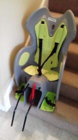 Child Bike Seat - Frame Mounted for sale