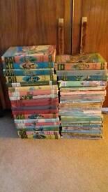 46 vintage 1950s onwards Enid blyton books