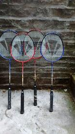 Carlton Badminton Set
