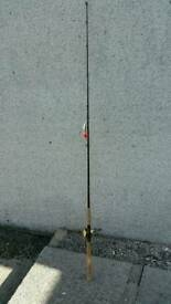 Pike rod and reel