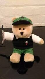 Starbucks Golf Teddy
