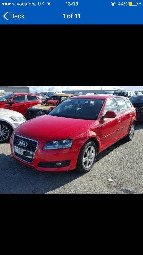 Audi A3 deisal