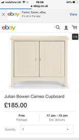 Julian Bowen Cameo bedroom furniture