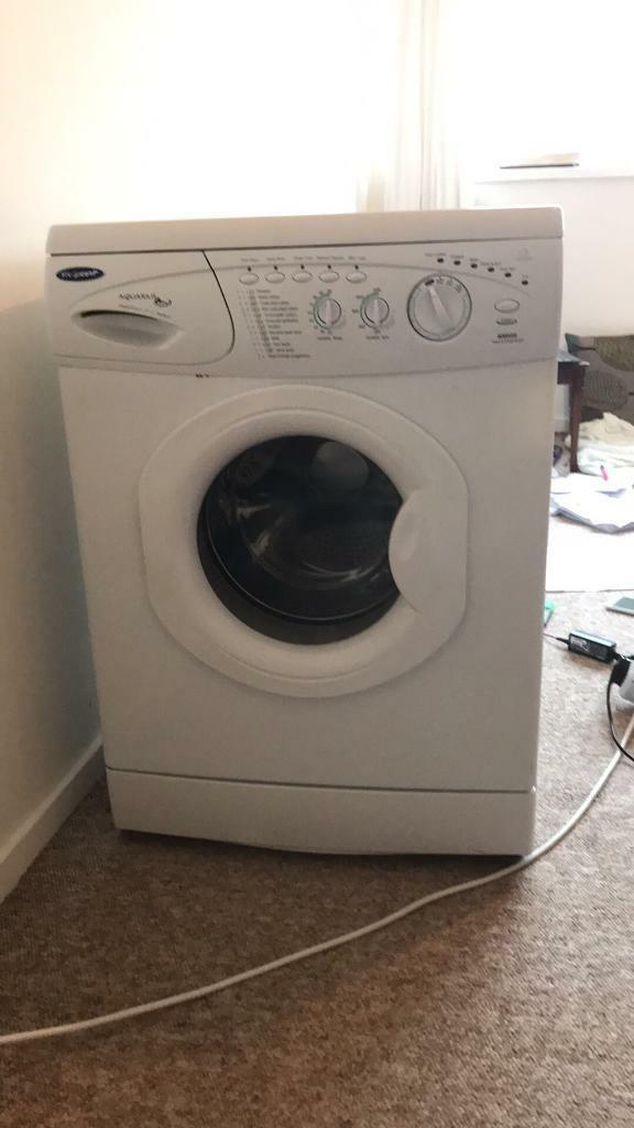 Hotpoint Aquarius 6kg 1400, washing machine £40 | in Chorlton, Manchester |  Gumtree