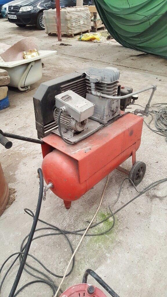 Air compressor, 50 litre