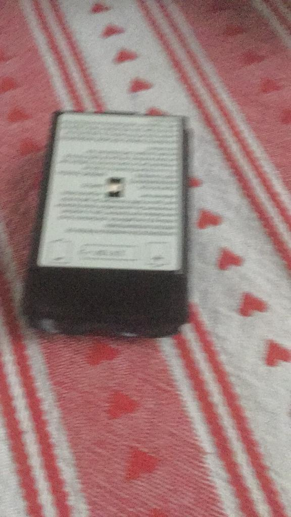 Xbox 360. Wireless remote control battery