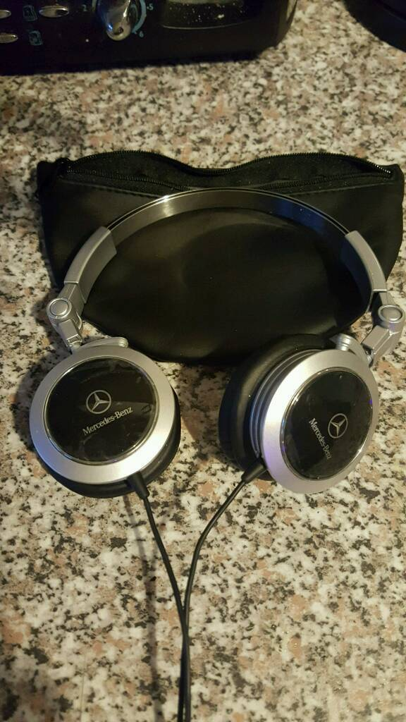 Offers for brand new mercedes benz headphones in west for Brand new mercedes benz