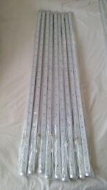 LED Strip Light Aluminum Profile: 12v, 14.4w; 100cm- CK:PW