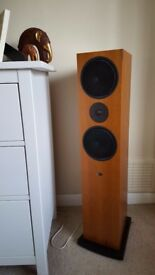 LINN Ninka Floorstanding Speakers - pair - £599 ono
