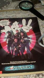 Ghostbusters book-