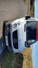 Mercedes Benz Sprinter- LWB - High Roof