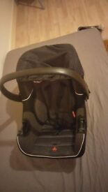 Baby car seat from fisher price