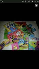 Children hardback books