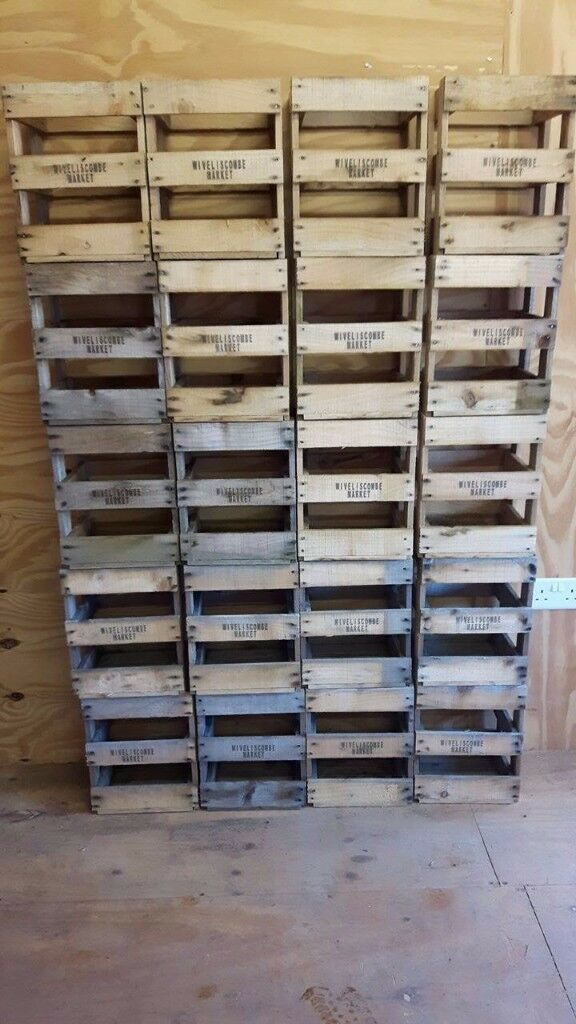 Cider boxes