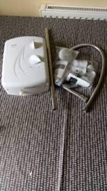 TRITON 10.5 KW White Electric Shower
