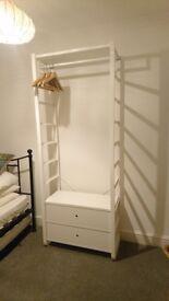 Ikea Elvarli Wardrobe