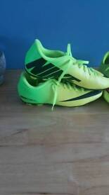Football Boots 2 pairs