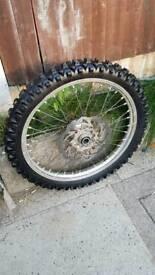 Ktm wheel