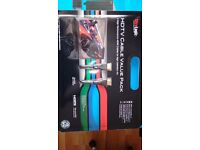 Wirelogic high performance HDMI cables x 2, Brand new in sealed pack, cost £28!!
