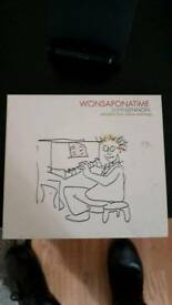 JOHN LENNON.WONSAPONATIME.GREATEST HITS CD ALBUM NEW