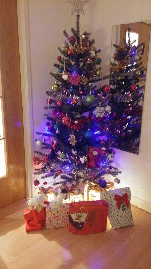 Pre Lit Christmas Tree Sales