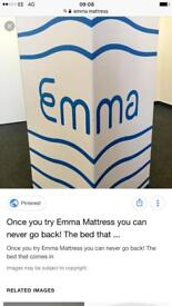 Superking size Emma mattress
