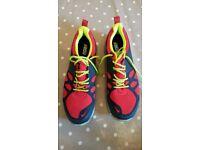 Nike men's Flex Trail trainers size 10.5