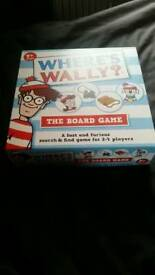 Where's Wally? Board game