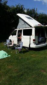*NEW PRICE* Mazda Bongo 2L Petrol 5 seat/belts W reg Pop Top 4 berth Camper Van with 9 months MOT.