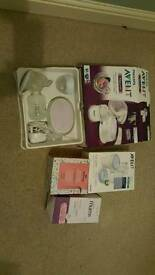 Breast pump and extras