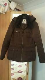 Womens coat size 12