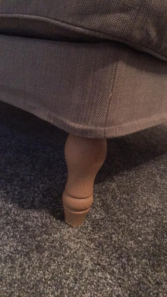 Ikea Stocksund footstool