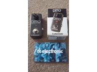 Guitar Effects Pedal, TC Electronic DITTO Looper
