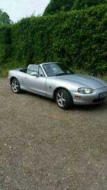 Car is sold..!!!Mazda mx5 hardtop and softtop