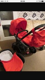 Mothercare movix travel system