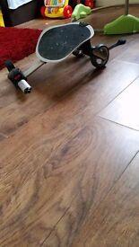 Silver cross buggy board
