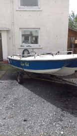 4meter orkney dory