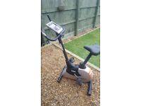 Exersise bike. York fitness