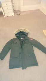 Men's Canada Goose Banff Parka - Size XL* (see note). Only worn a few times - as new - immaculate!