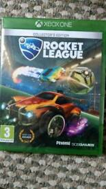 Brand new xbox rocket league (Xbox one)