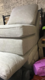 2 seater part of sofa £ 50 new