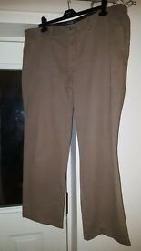 "Mens trousers. As new but without tags. W42"" L30"" £5 offers.?"