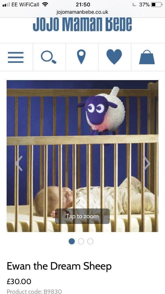 Ewan the Dreamsheep (Purple)