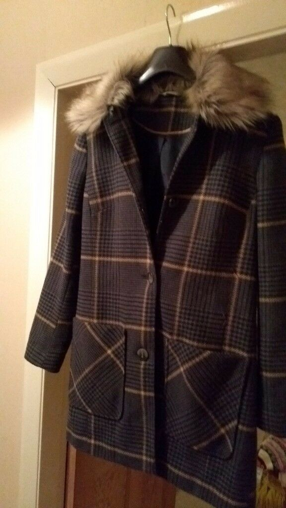 Coat for winter. Vgc Size 12 'George at Asda'