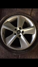 SEAT LEON FR ALLOTS AND TIRES X 3