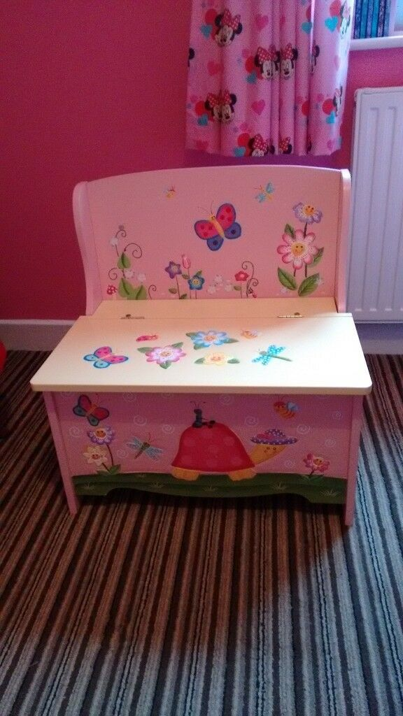 Two pieces of beautiful children's furniture