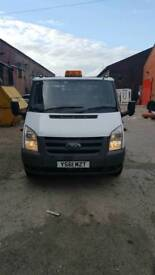 2012 Ford transit dropside tail lift PRICEDROP