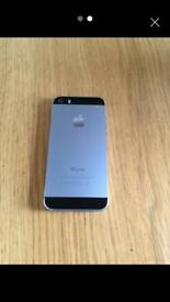 iPhone 5s space gray 16 gb excellent condition